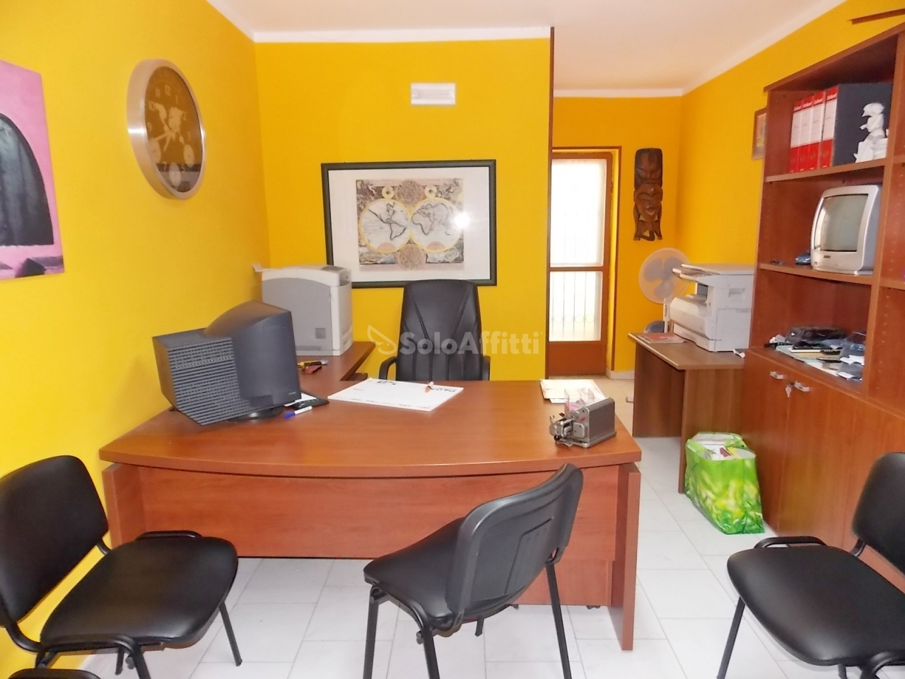 Ufficio - 1 locale a Mater Domini, Catanzaro Rif. 9044536