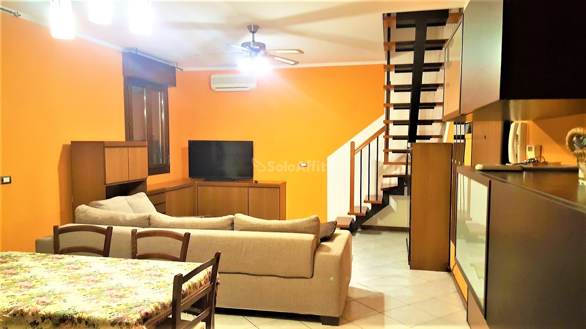 Appartamento Monolocale 90 mq.