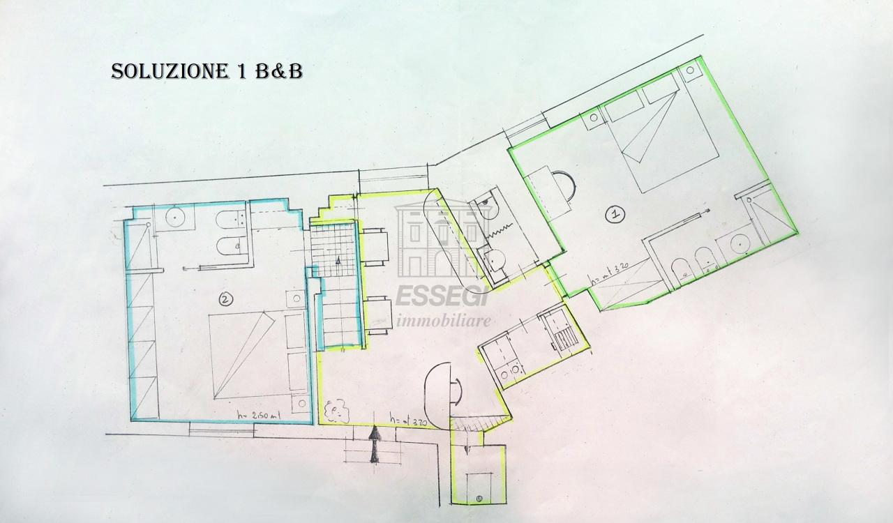 Appartamento Lucca Centro storico IA03461 img 3