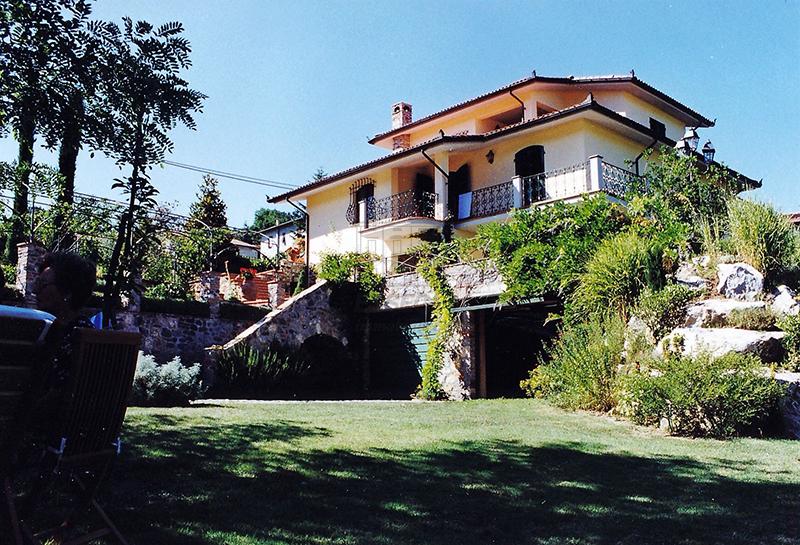 Villa singola Piazza al Serchio IA00440 img 18