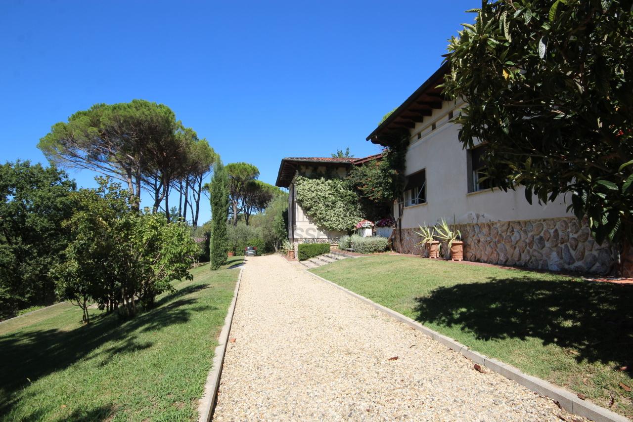 Villa singola Lucca Monte S.Quirico IA01650 img 42