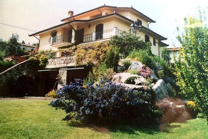 Villa singola Piazza al Serchio IA00440 img 48