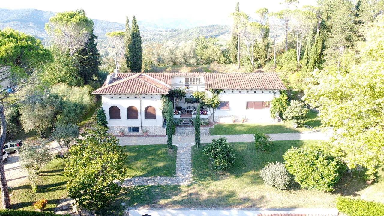 Villa singola Lucca Monte S.Quirico IA01650 img 28