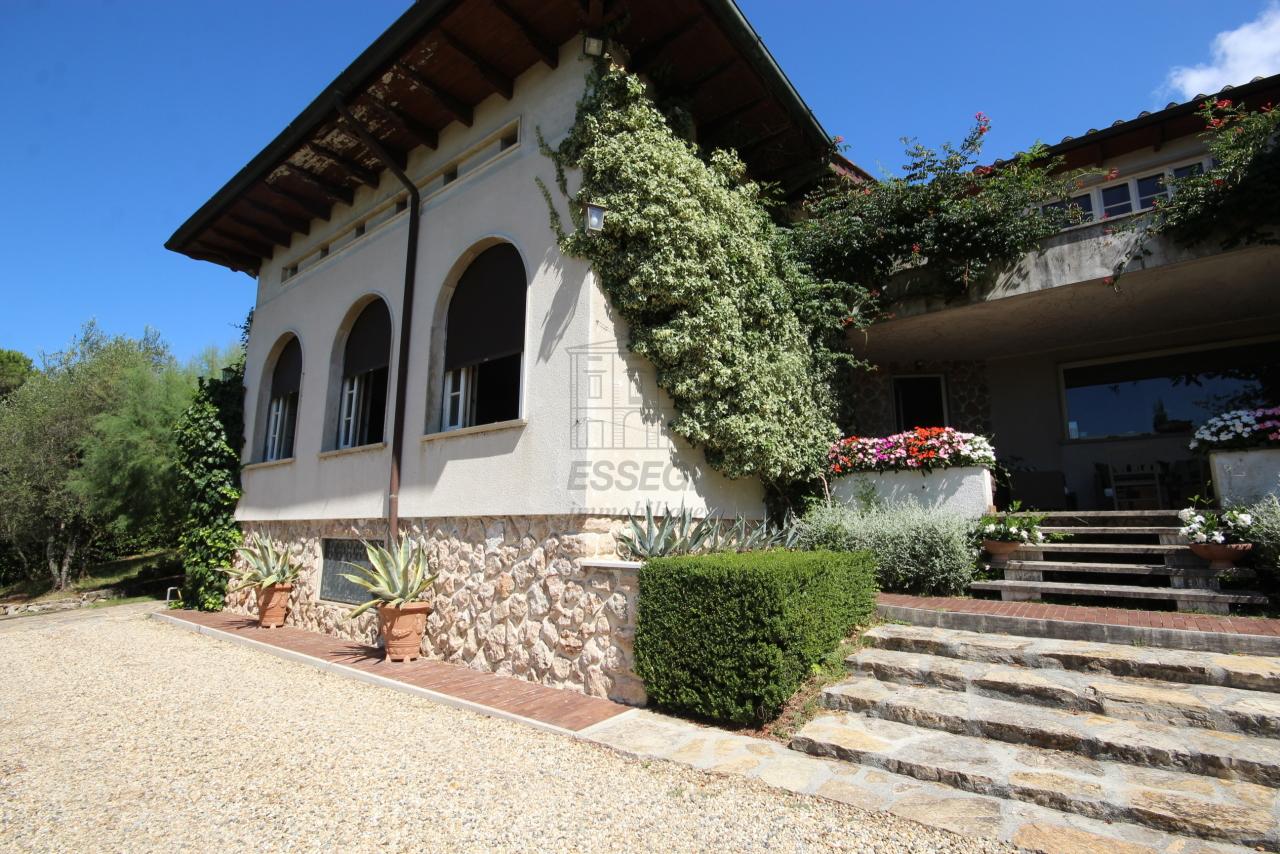 Villa singola Lucca Monte S.Quirico IA01650 img 43