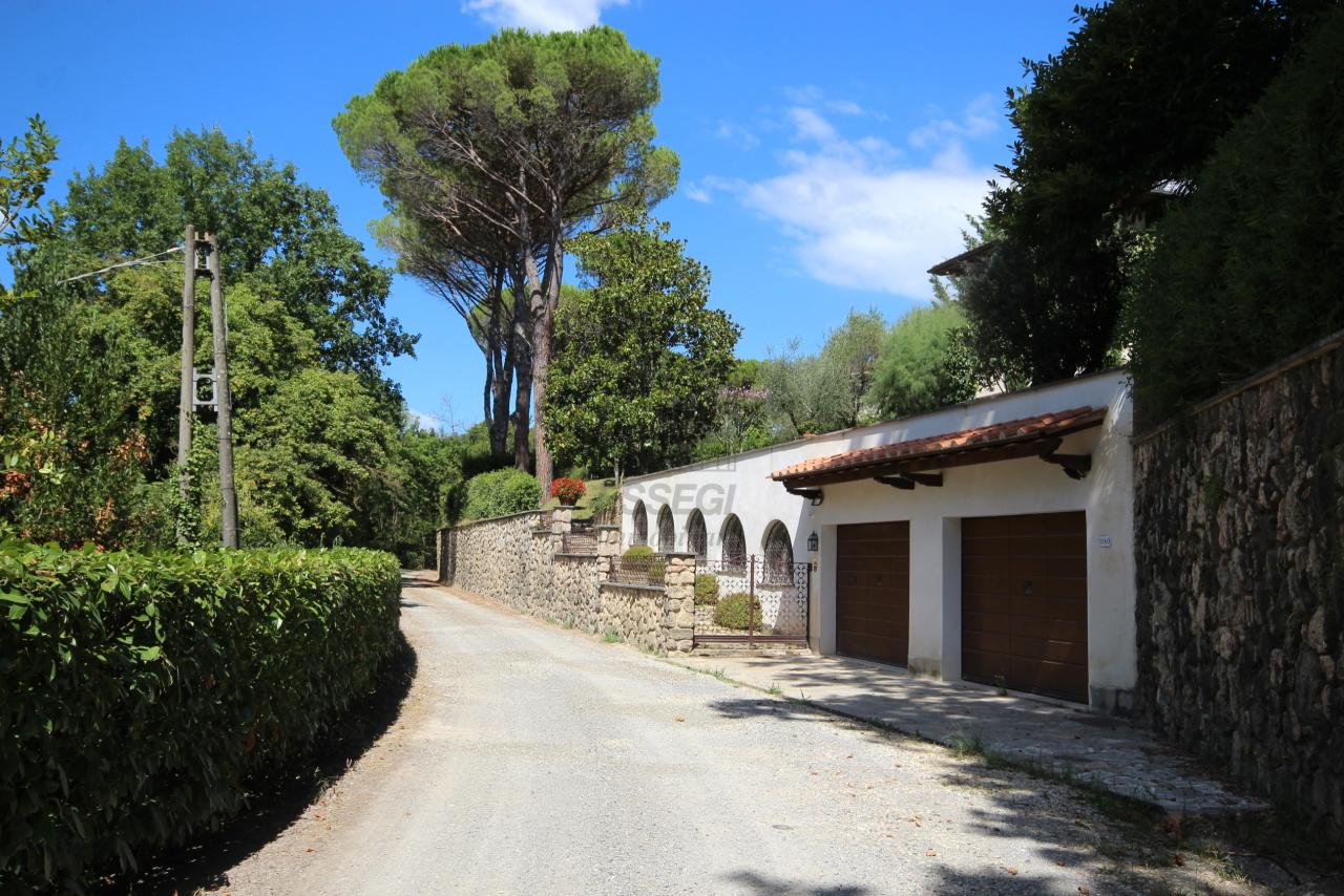 Villa singola Lucca Monte S.Quirico IA01650 img 5