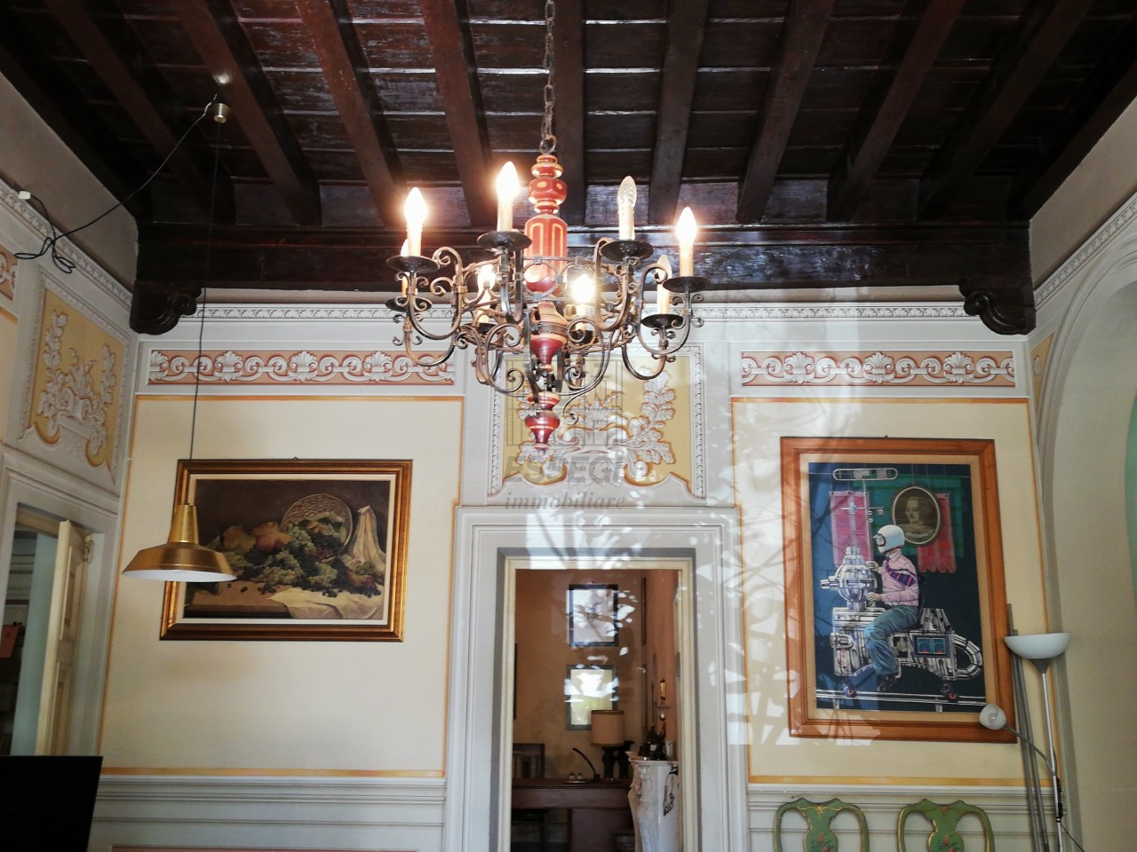 Appartamento Lucca Centro storico IA00538 img 6