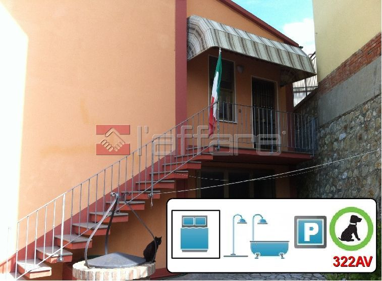 Appartamento in affitto a Terricciola, 3 locali, prezzo € 280   CambioCasa.it