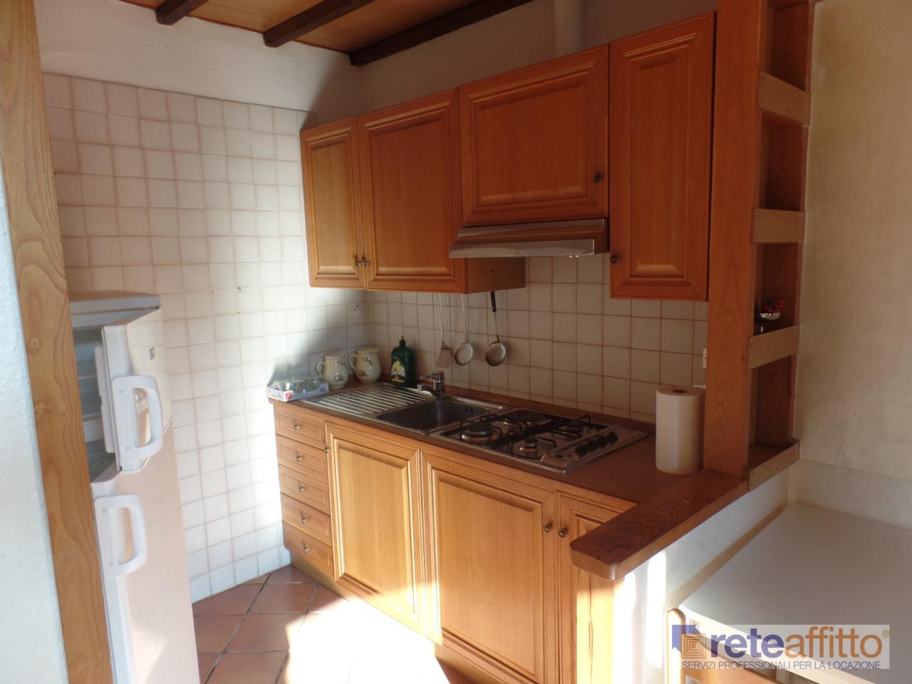 Bilocale in buone condizioni arredato in affitto Rif. 9173959