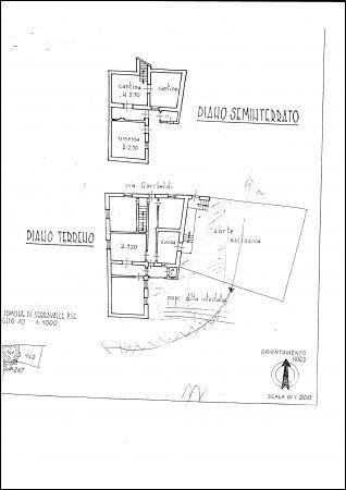 Soluzione Indipendente in vendita a Serravalle Pistoiese, 8 locali, prezzo € 175.000 | CambioCasa.it