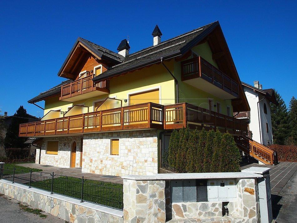 Appartamento in vendita a Asiago, 3 locali, prezzo € 248.000 | CambioCasa.it