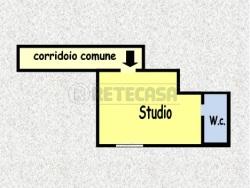 Immobile commerciale in Affitto a Napoli, zona san carlo arena, 350€, 40 m²