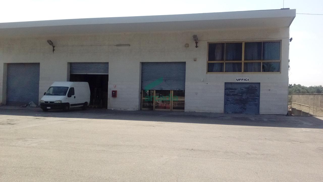 Capannone - Industriale a Zona Industriale, Modugno Rif. 7471700