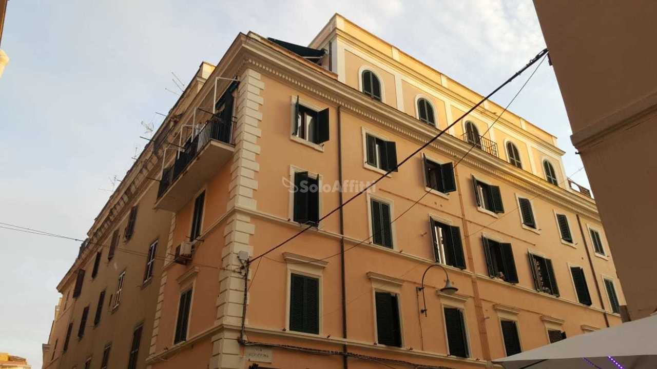 Trilocale ristrutturato arredato in affitto Rif. 11021608