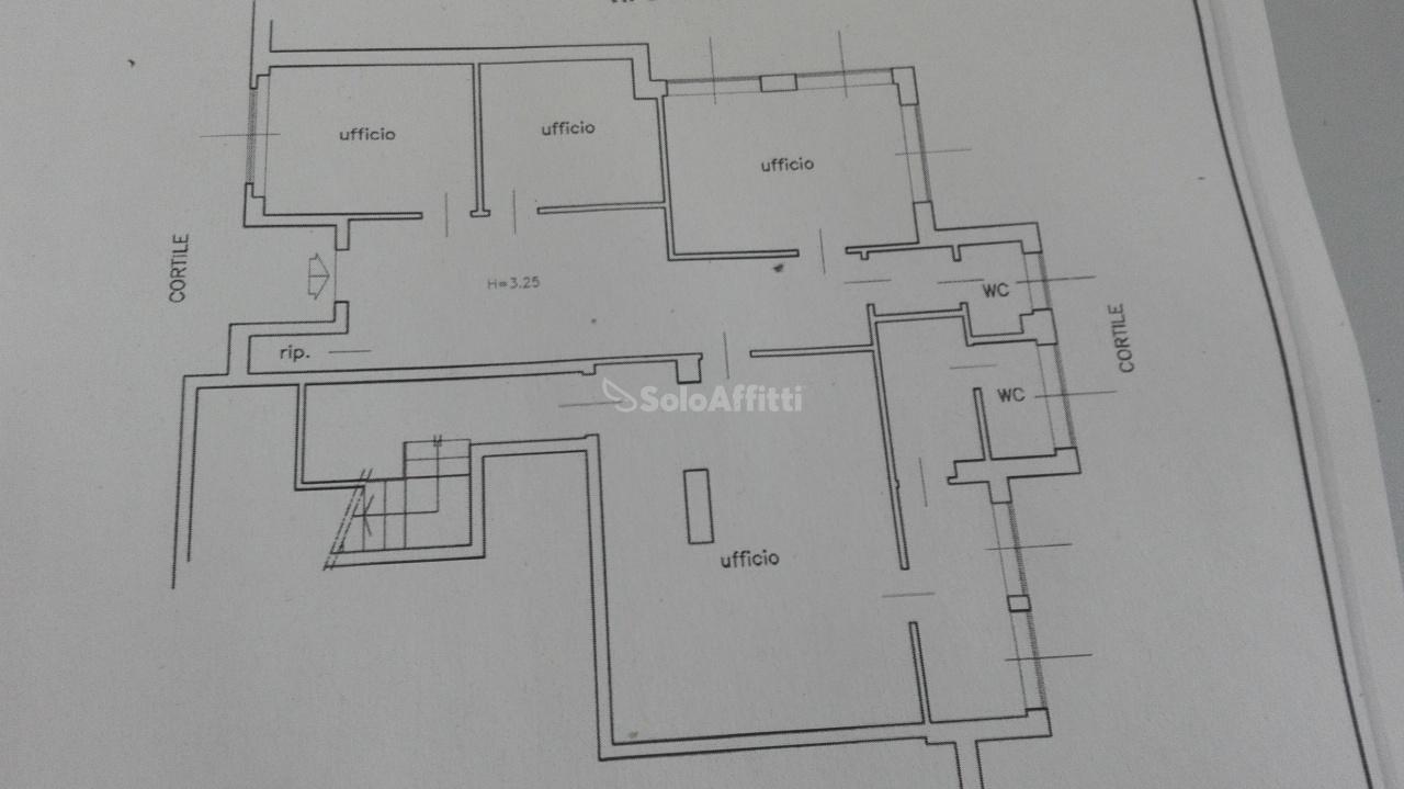 Ufficio - 4 locali a Lodi - Corsica, Milano Rif. 12171484