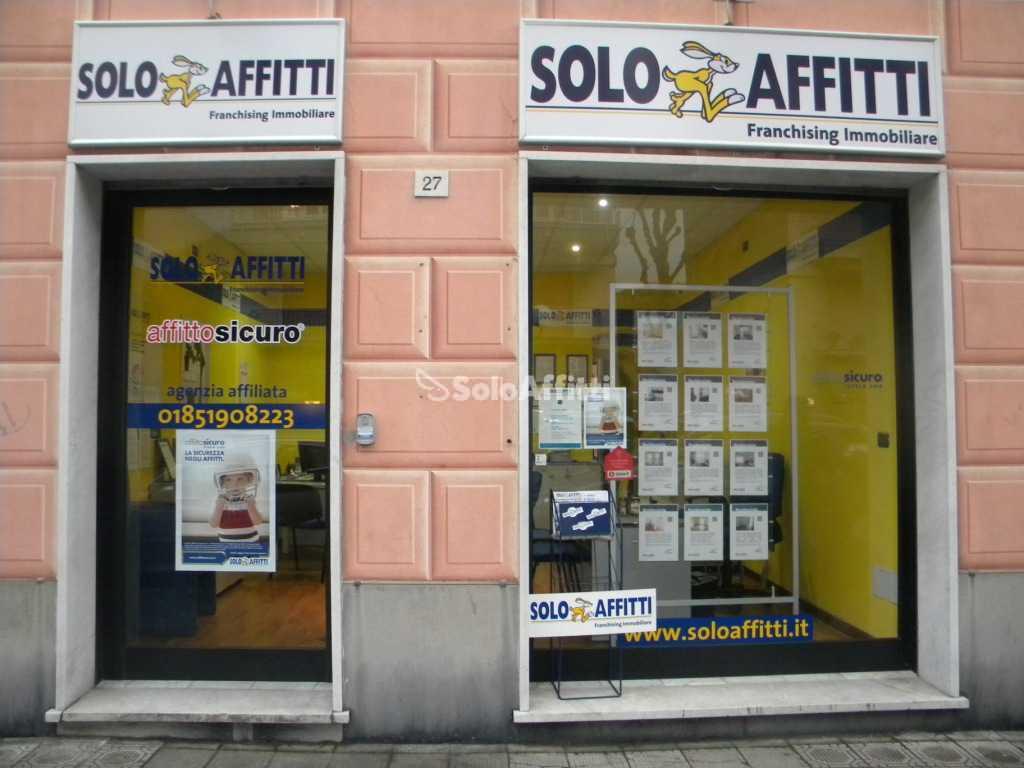 Fondo/negozio - 2 vetrine/luci a Centro, Chiavari Rif. 10339272