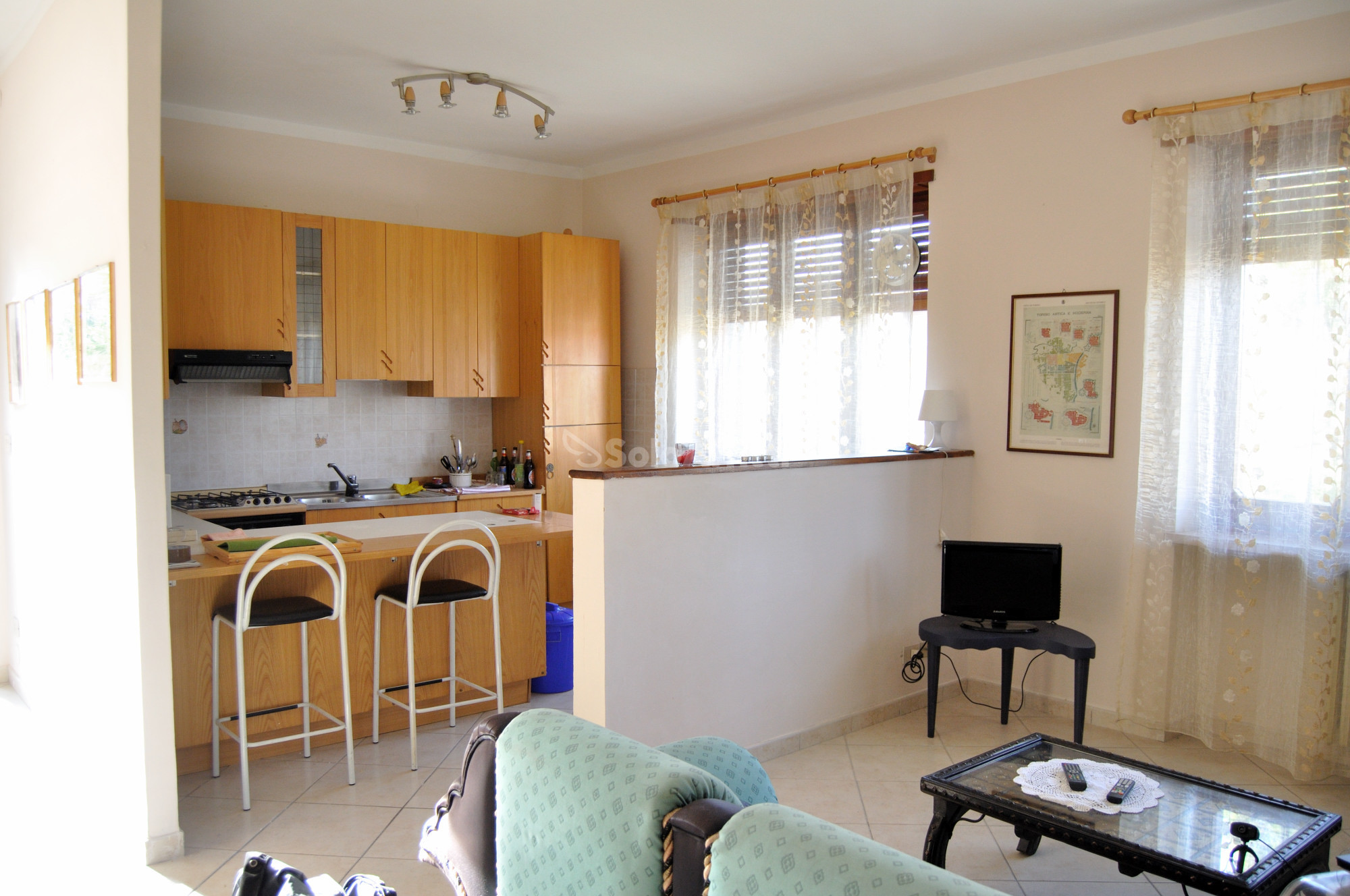 Affitto appartamento trilocale arredato for Affitto chieri arredato