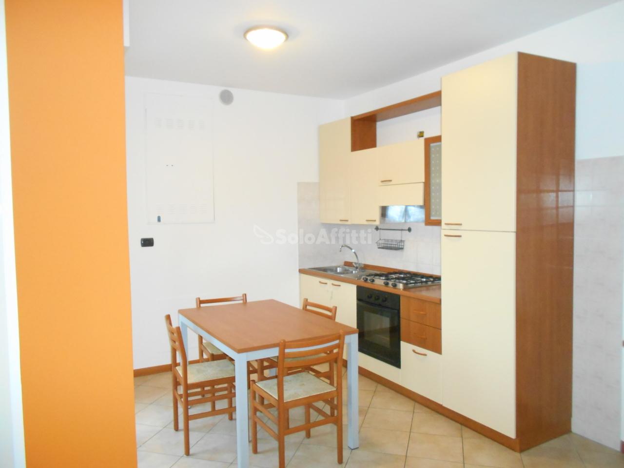 Monolocale in buone condizioni arredato in affitto Rif. 9315574