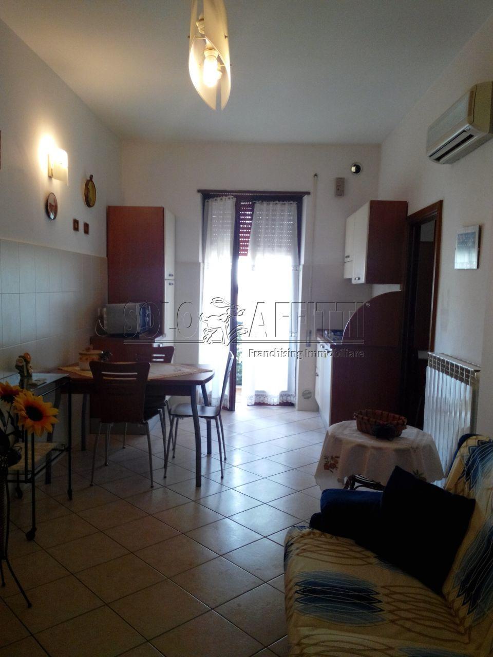 Bilocale in buone condizioni arredato in affitto Rif. 8335539