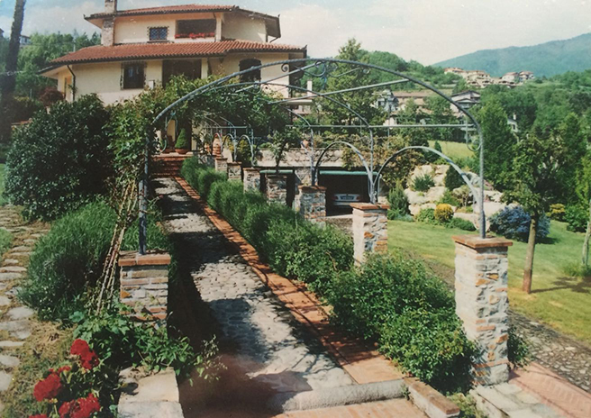 Villa singola Piazza al Serchio IA00440 img 23