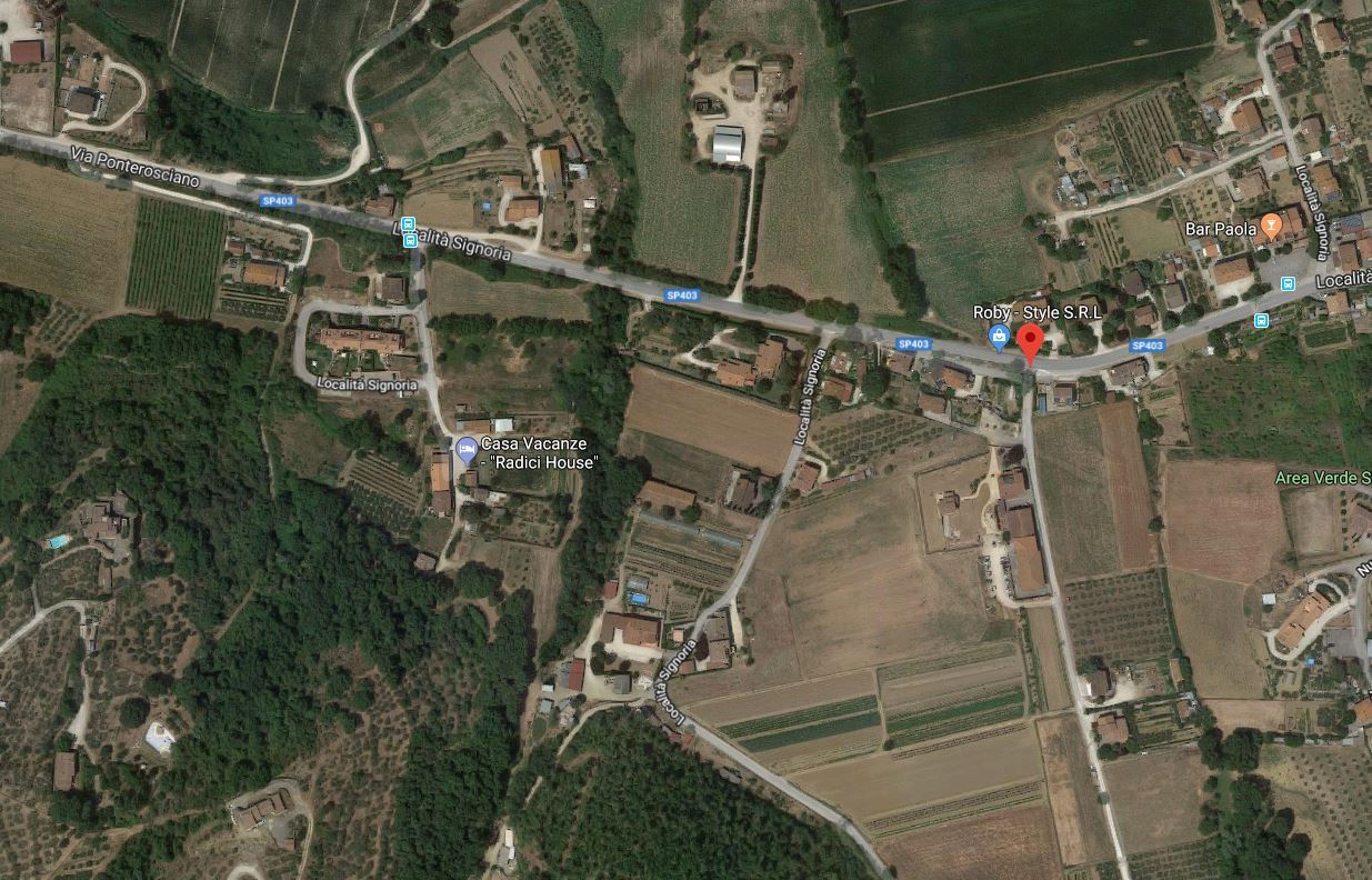 Terreno edificabile a Signoria, Torgiano