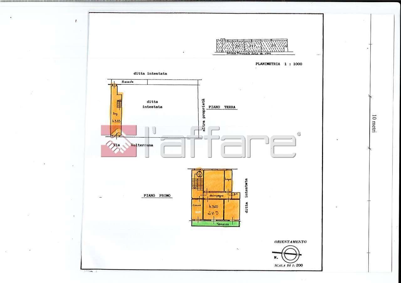 Appartamento in discrete condizioni in vendita Rif. 4143825