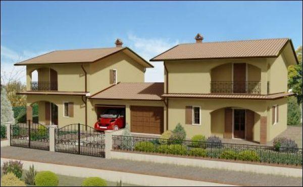Porzione di casa in vendita Rif. 9811302