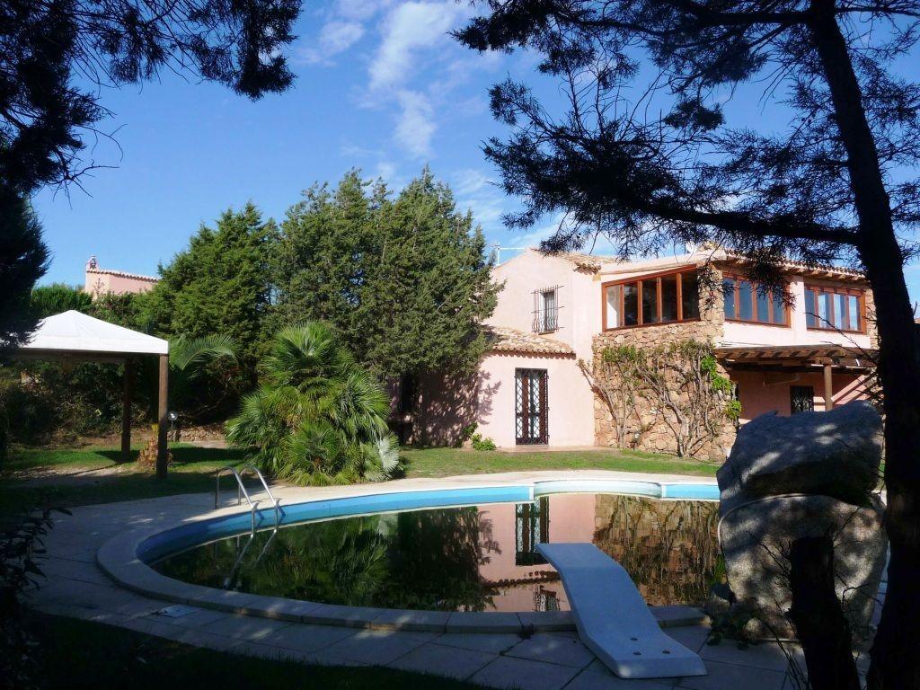 Villa ad Arzachena arredato