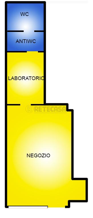 Commerciale - Negozio a Pescara Rif. 9510998