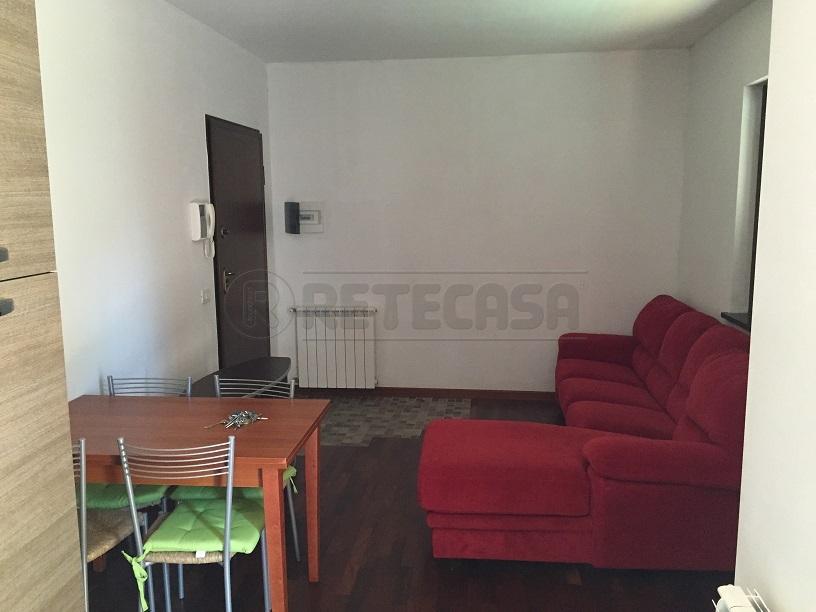 Bilocale in buone condizioni arredato in affitto Rif. 8801698