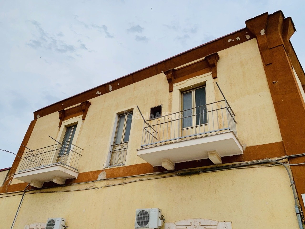 Trilocale in buone condizioni in affitto Rif. 10589572