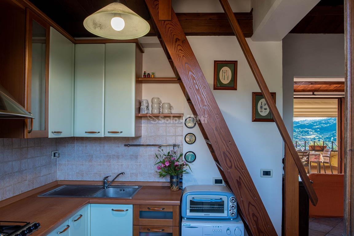 Panoramico cucina