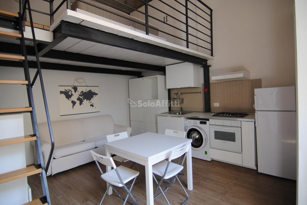 Monolocale ristrutturato arredato in affitto Rif. 10589569