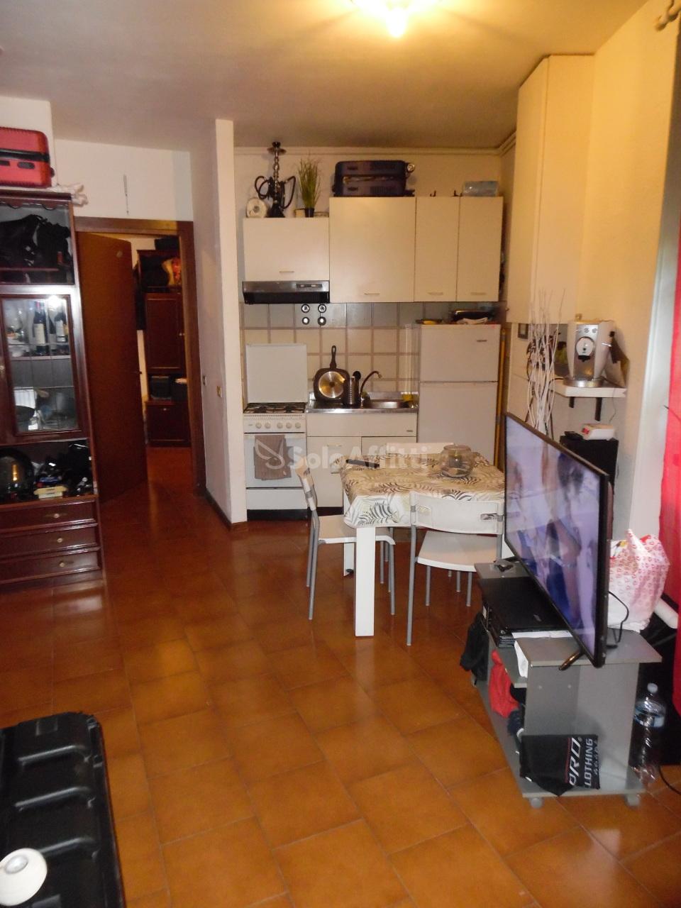 Monolocale in buone condizioni arredato in affitto Rif. 10484523