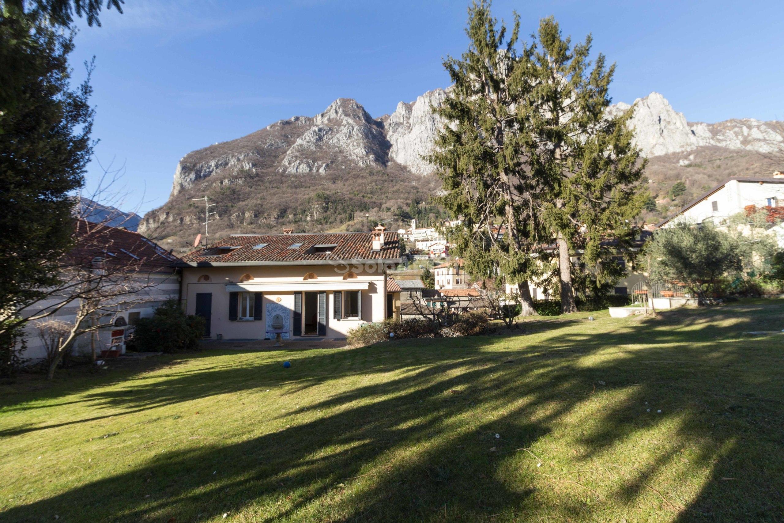 Villa Porzione Arredato