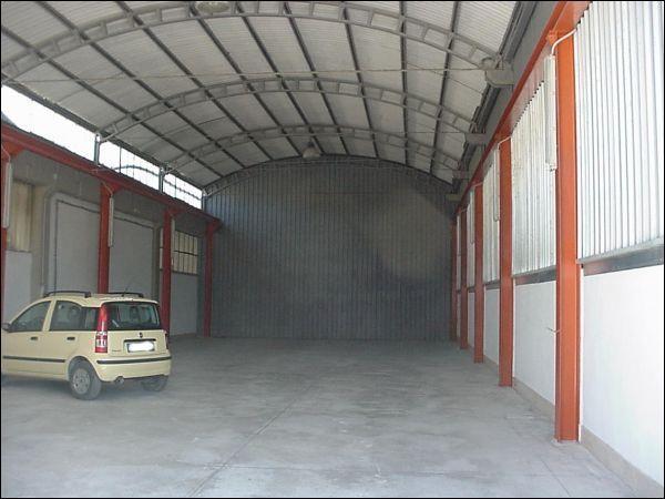 Capannone - industriale a Dogana, Luni