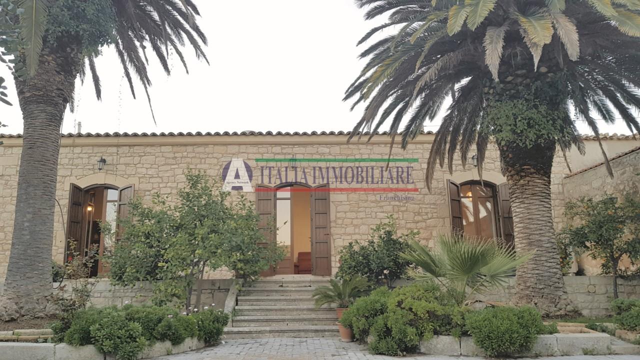 TENUTA-CASALE a FRIGINTINI, Modica