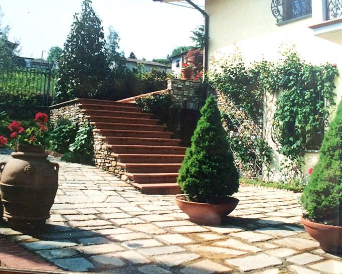 Villa singola Piazza al Serchio IA00440 img 21