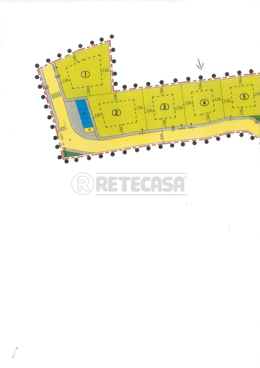 Terreno in vendita Rif. 12393427