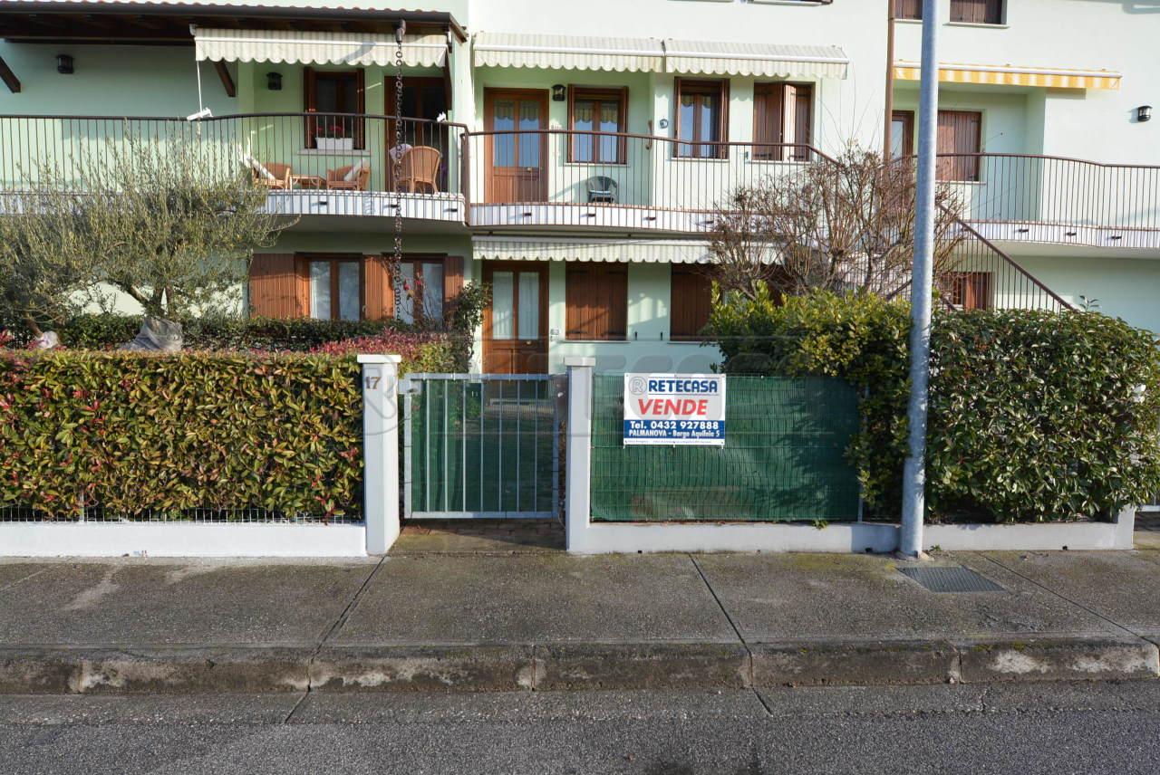 Appartamento - Appartamento piano terra con giardino a Cervignano del Friuli