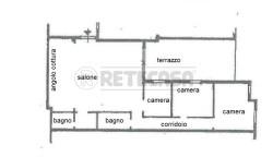 Appartamento in Vendita a Campagnano di Roma, 129'000€,
