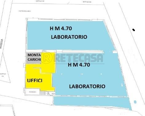 Laboratorio artigianale - Lab. artigianale + ufficio a Montecchio Precalcino Rif. 9661953