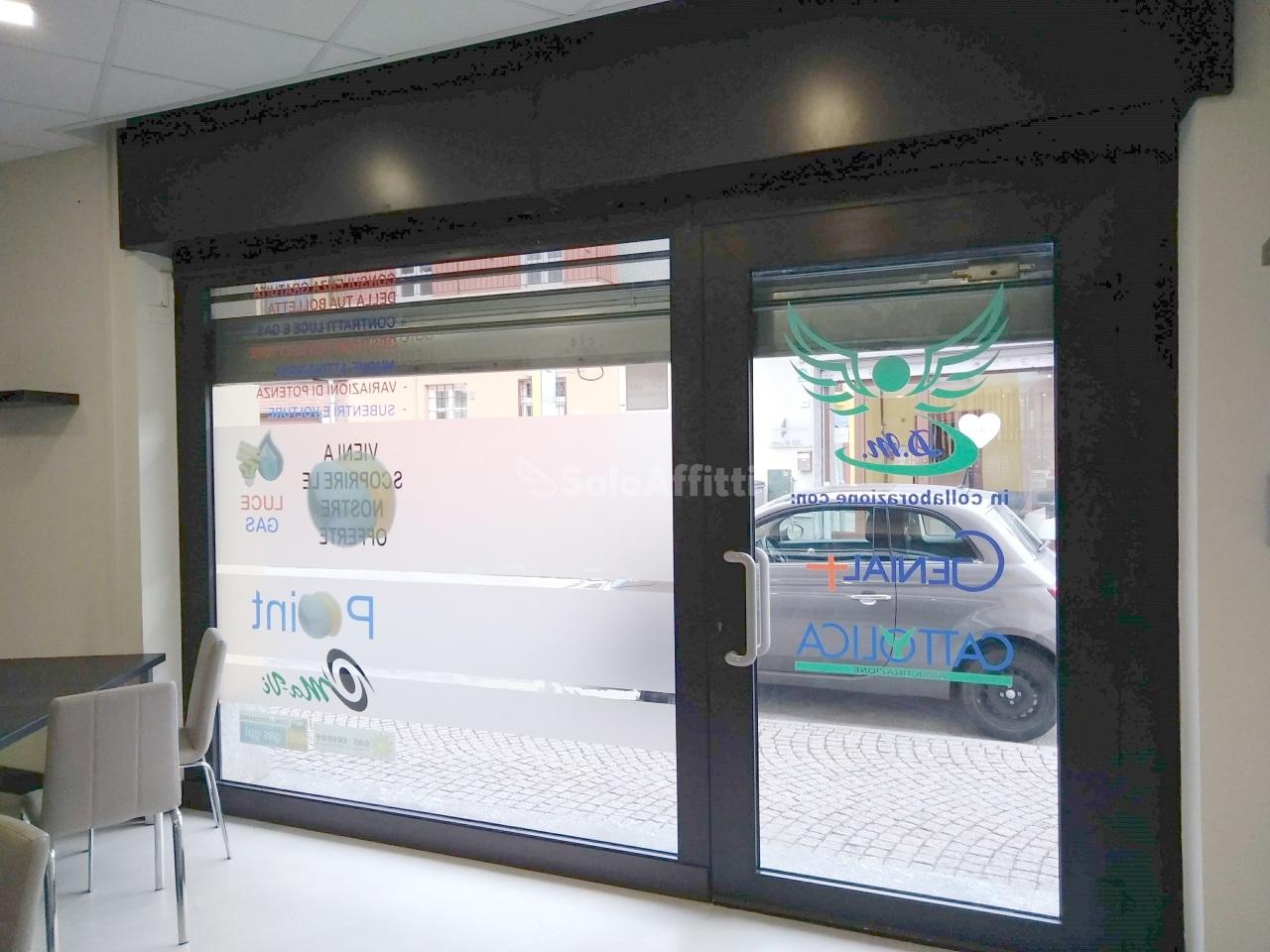 Fondo/negozio - 1 vetrina/luce a Centro, San Maurizio Canavese Rif. 11681639