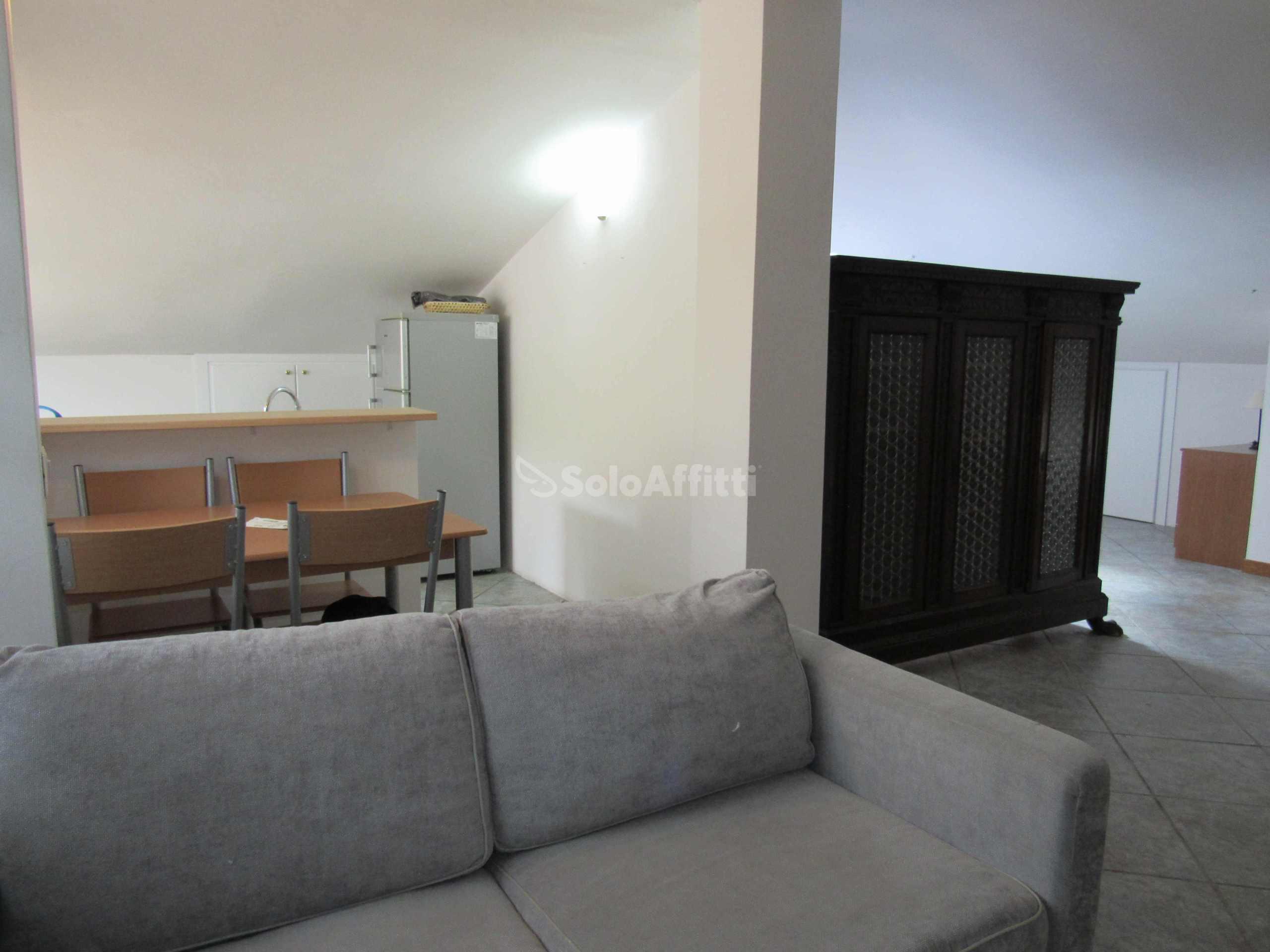 Appartamento Mansarda Arredato 35 mq.