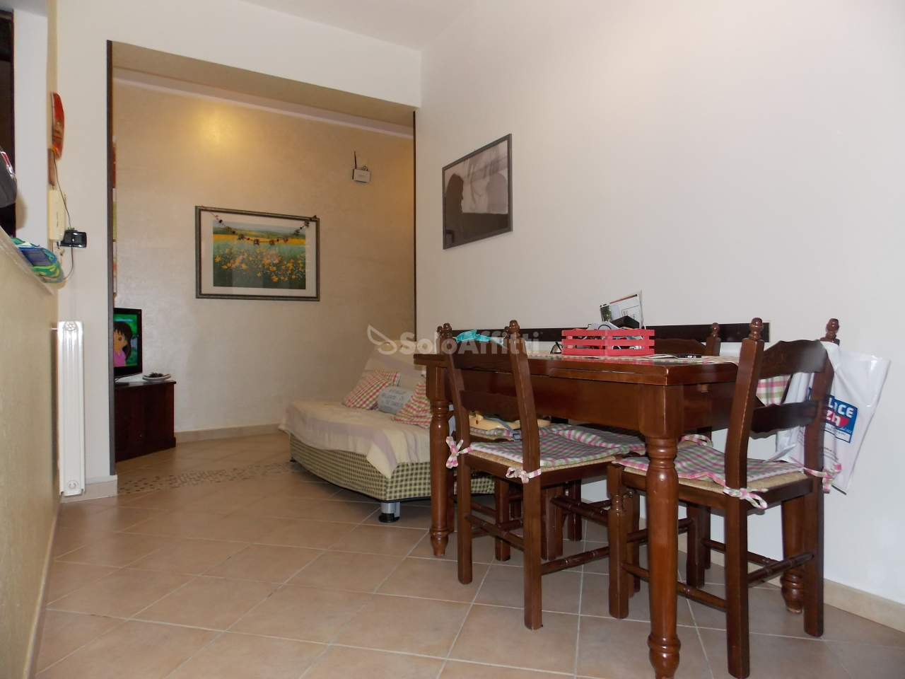 Bilocale in buone condizioni arredato in affitto Rif. 5666117