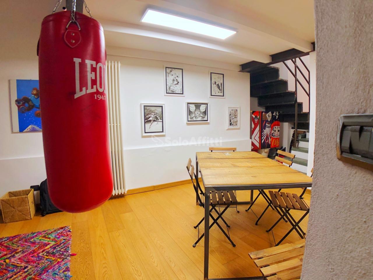 Appartamento in ottime condizioni arredato in affitto Rif. 9517161