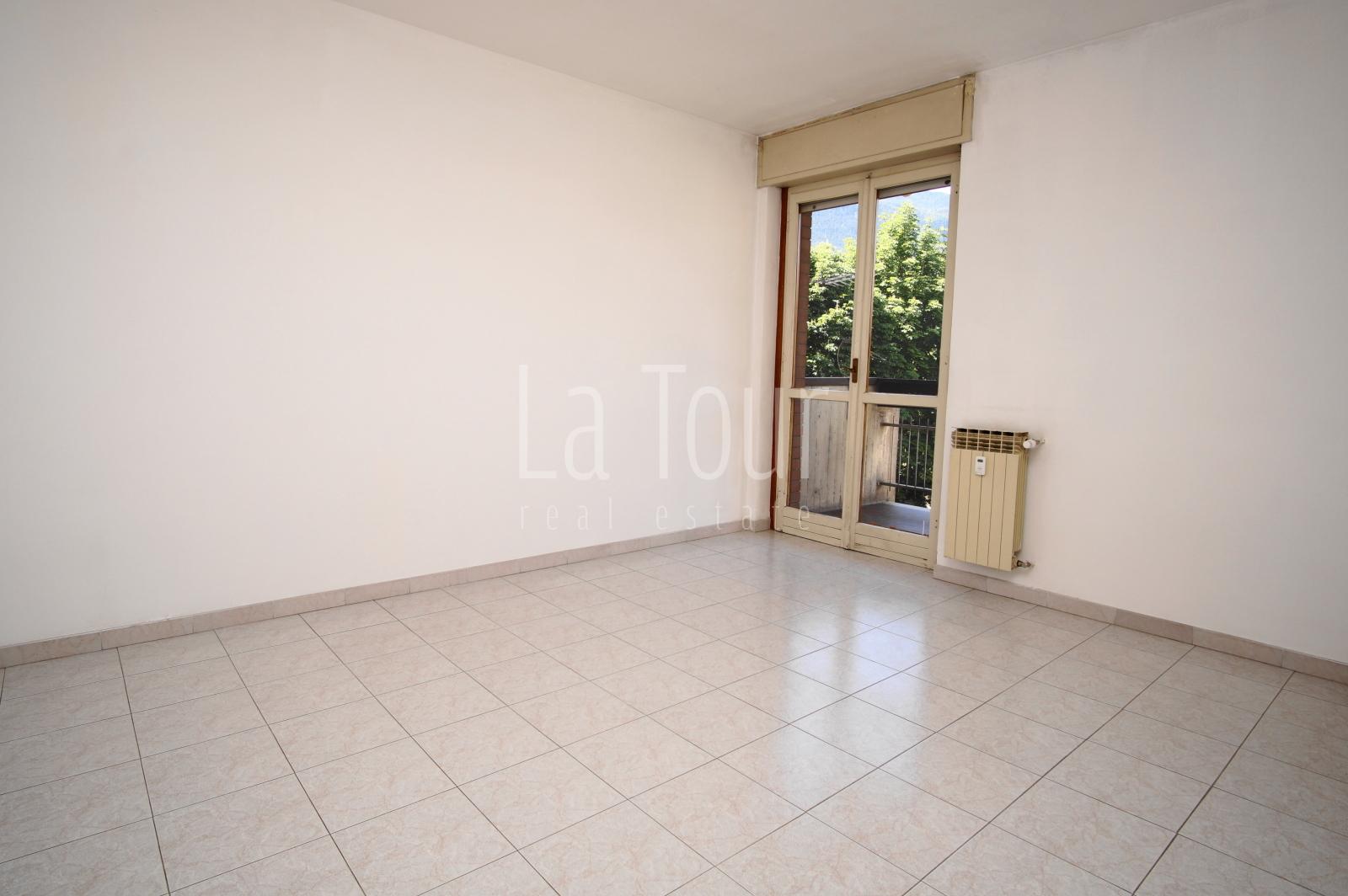 la camera con terrazzino