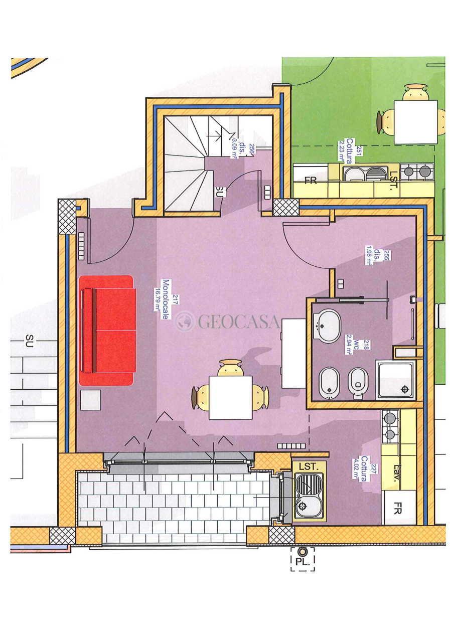 Appartamento in vendita a La Spezia, 3 locali, prezzo € 182.000   CambioCasa.it
