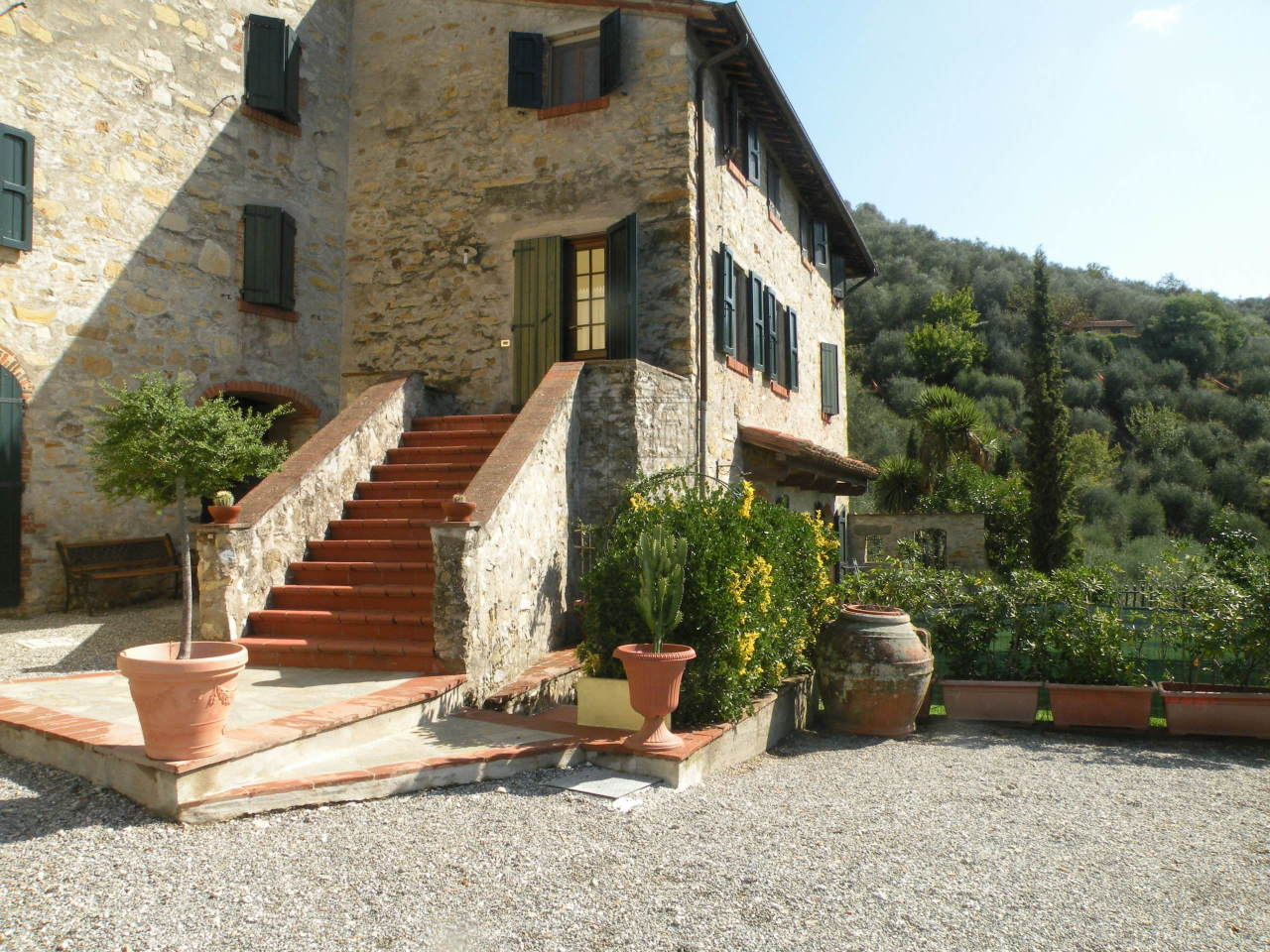 Casa colonica Lucca Piazzano IA01666 img 2