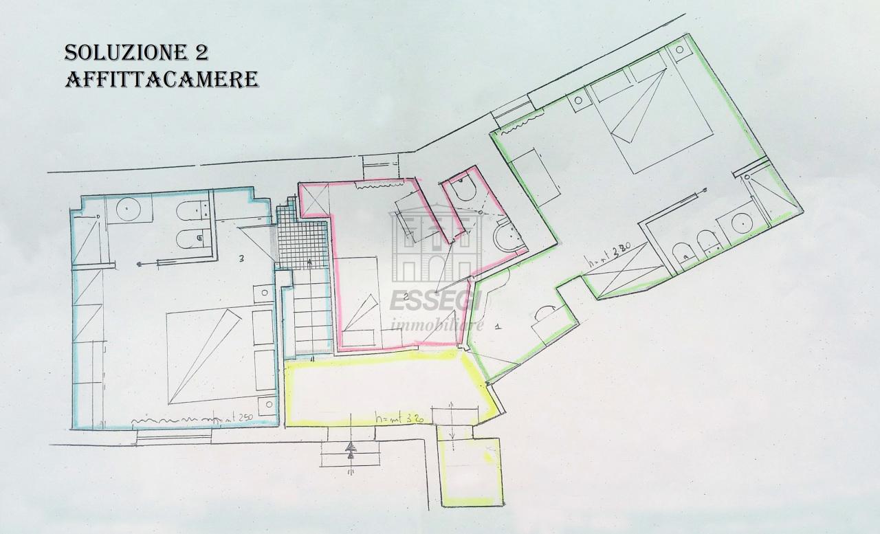 Appartamento Lucca Centro storico IA03461 img 2