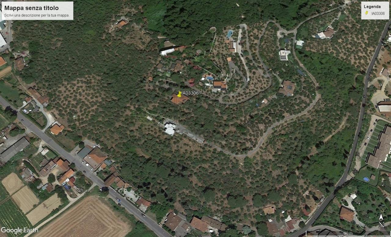 Villa singola Camaiore Capezzano Pianore IA03306 img 30